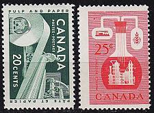 Buy KANADA CANADA [1956] MiNr 0309-10 ( **/mnh )