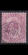 Buy CEYLON SRI LANKA [1903] MiNr 0134 ( O/used )