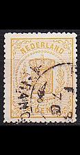 Buy NIEDERLANDE NETHERLANDS [1869] MiNr 0017 A ( O/used )
