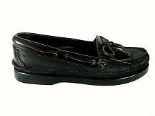 Buy Nunn Bush Black Brown Leather Kilt Tassel Casual Loafer Shoes Men's 9 M (SM1)