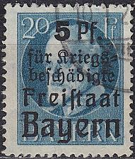 Buy GERMANY Bayern Bavaria [1919] MiNr 0173 ( O/used )