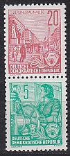 Buy GERMANY DDR [1957] MiNr 0577 SZd8 ( **/mnh )