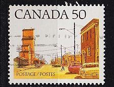 Buy KANADA CANADA [1978] MiNr 0695 II ( O/used ) Architektur