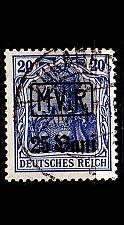 Buy GERMANY REICH Besetzung [Rumänien] MiNr 0002 ( O/used )