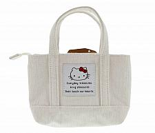 Buy New Hello Kitty Mini Tote Bag Touch Our Heart Sanrio Free Shipping