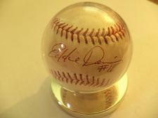 Buy Eduardo Manuel Dennis # 16 Signed Baseball