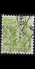 Buy SCHWEIZ SWITZERLAND [1936] MiNr 0304 y ( O/used ) Landschaft