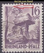 Buy GERMANY Alliiert Franz. Zone [RheinlPfalz] MiNr 0022 y I ( O/used )