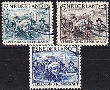 Buy NIEDERLANDE NETHERLANDS [1930] MiNr 0233-35 ( O/used ) Kunst