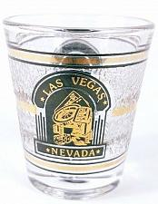 "Buy Las Vegas Nevada Dice Cards 2.25"" Collectible Shot Glass"