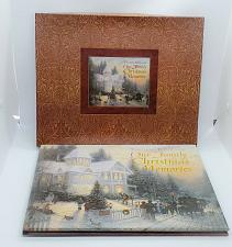 Buy Thomas Kinkade Our Family Christmas Memories Keepsake Record Book