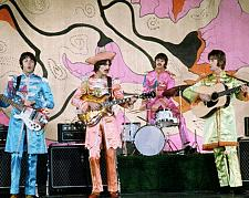 Buy Rare The Beatles SERGEANT PEPPERS Music Superstar 8 x 10 Promo Photo Print