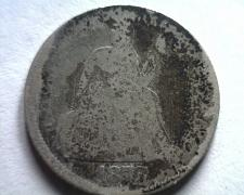 Buy 1878 SEATED LIBERTY DIME ABOUT GOOD AG FROM BOBS COINS FAST SHIPMENT