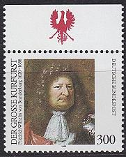 Buy GERMANY BUND [1995] MiNr 1781 ( **/mnh )