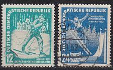 Buy GERMANY DDR [1952] MiNr 0298-99 ( OO/used )