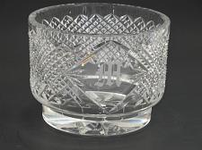 Buy Hand cut lead Crystal bowl, Can be customized glass M