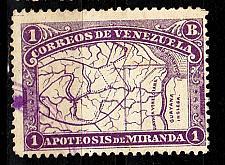 Buy VENEZUELA [1896] MiNr 0052 ( O/used )
