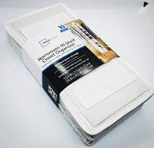 Buy New White Mainstays Nonwoven 10-Shelf Closet Organizer