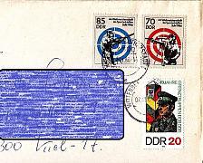 Buy GERMANY DDR [1986] MiNr 3045 ex ( Brief )