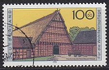 Buy GERMANY BUND [1995] MiNr 1821 ( O/used ) Bauwerke