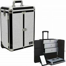 Buy Rolling Beauty Makeup Cosmetic Case Organizer Storage Trolley Travel Drawers New
