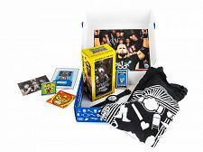 Buy Crate Pro Wrestling box set LOT RAW DVD's, T-Shirt WWF Free Shipping