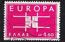 Buy GRIECHENLAND GREECE [1963] MiNr 0822 ( O/used ) CEPT