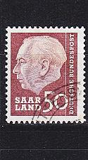 Buy GERMANY Saar [1957] MiNr 0393 ( O/used )