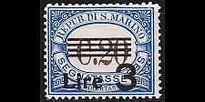 Buy SAN MARINO [Porto] MiNr 0063 ( */mh )
