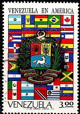 Buy VENEZUELA [1972] MiNr 1897 ( O/used ) Wappen