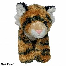 Buy Aurora Orange Tiger Big Cat Jungle Zoo Plush Stuffed Animal 2016 8""