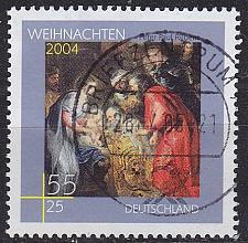 Buy GERMANY BUND [2004] MiNr 2430 ( O/used ) Weihnachten