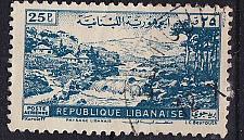 Buy LIBANON LEBANON LIBAN [1948] MiNr 0396 ( O/used )