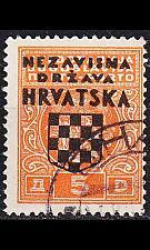 Buy KROATIEN CROATIA [Porto] MiNr 0004 ( O/used )