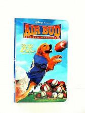 Buy Air Bud Golden Receiver VHS Disney (#vhp)