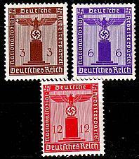 Buy GERMANY REICH Dienst [1942] MiNr 0155 ex ( **/mnh ) [02]