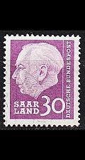 Buy GERMANY Saar [1957] MiNr 0391 ( O/used )