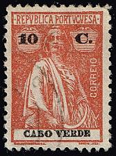 Buy Cape Verde #183E Ceres; Used (4Stars) |CPV0183E-01XRS