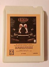Buy The Two Sides of Arthur Fiedler & Boston Pops Orchestra (8-Track Tape, S114579)