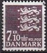 Buy DÄNEMARK DANMARK [1988] MiNr 0912 ( O/used )