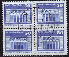 Buy GERMANY DDR [1980] MiNr 2549 4er ( OO/used )