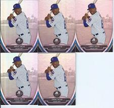 Buy Jorge Soler 2013 Bowman Platinum Prospect ( x 5 )