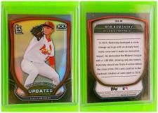 Buy MLB ROB KAMINSKY ST LOUIS CARDINALS 2015 TOPPS UPDATE REFRACTOR #BSU RK MNT