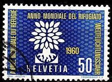 Buy SCHWEIZ SWITZERLAND [1960] MiNr 0694 ( O/used ) UNO