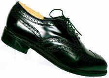 Buy Florsheim Lexington Men's Black Leather Wingtip Lace Up Oxfords Size 9 D