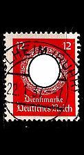 Buy GERMANY REICH Dienst [1934] MiNr 0138 a ( O/used )