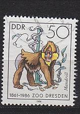 Buy GERMANY DDR [1986] MiNr 3021 ( OO/used ) Tiere