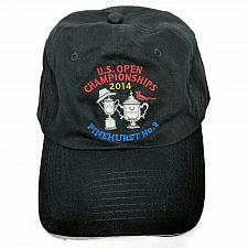 Buy US Open Championships 2014 Pinehurst No 2 Mens Golf Strapback Hat Cap USGA