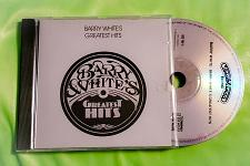 Buy BARRY WHITE GREATEST HITS COMPACT DISC GD/VG