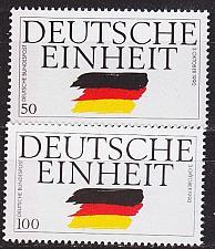 Buy GERMANY BUND [1990] MiNr 1477-78 ( **/mnh )